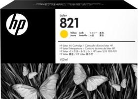 HP Tinte 821 Latex gelb (G0Y88A)