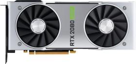 NVIDIA GeForce RTX 2080 SUPER Founders Edition, 8GB GDDR6, HDMI, 3x DP, USB-C (900-1G180-2540-000)