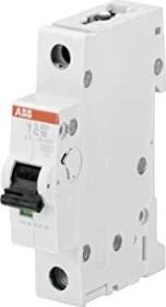 ABB Sicherungsautomat S200, 1P, C, 6A (S201-C6)