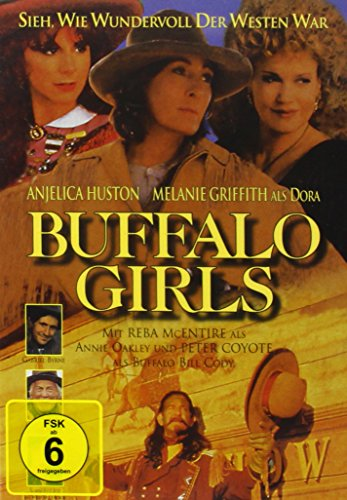 Buffalo Girls -- via Amazon Partnerprogramm