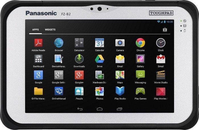 Panasonic Toughpad FZ-B2B201AA3 MK1, LTE (FZ-B2B202FB3)