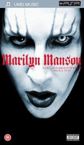 Marilyn Manson - Guns, God and Goverment World Tour (UMD-Film) (PSP) -- via Amazon Partnerprogramm