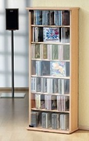 VCM Vetro CD-Regal