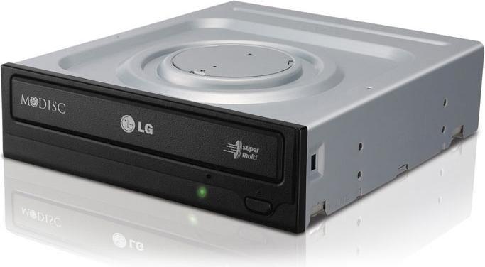 LG Electronics GH24NSD1 schwarz, SATA, retail (GH24NSD1.AUAR10B)