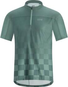Gore Wear C3 Chess Zip Trikot kurzarm nordic blue (Herren) (100584-AP00)
