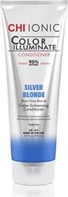 CHI Haircare Ionic Color Illuminate Silver Blonde Conditioner, 251ml