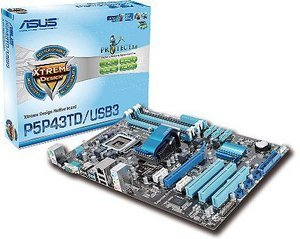 ASUS P5P43TD/USB3 (90-MIBA25-G0EAY00Z)
