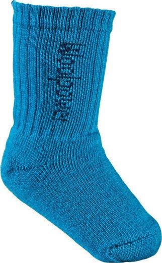 495679f33a4d8d Woolpower Logo 400 Socken blau (Junior)
