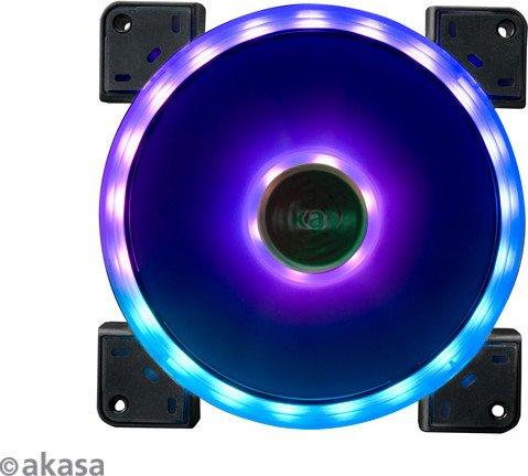 Akasa Vegas TLY Addressable RGB LED fan, 140mm (AK-FN103)
