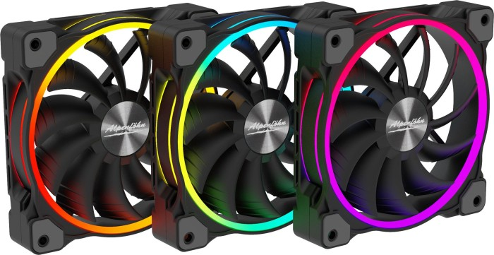 product comparison Corsair Air Series SP120 LED RGB High Static