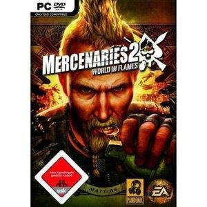 Mercenaries 2: Welt in Flammen (deutsch) (PC)