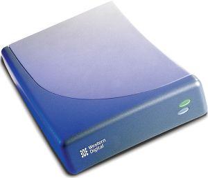 Western Digital WD USB 2.0 external Hard Drive 80GB (WD800B008)