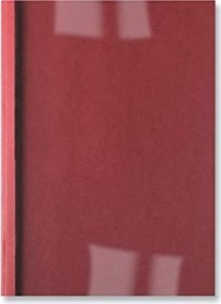 GBC thermal cover A4, 150µm, red matte, 30 sheets, 100 pieces (451218)