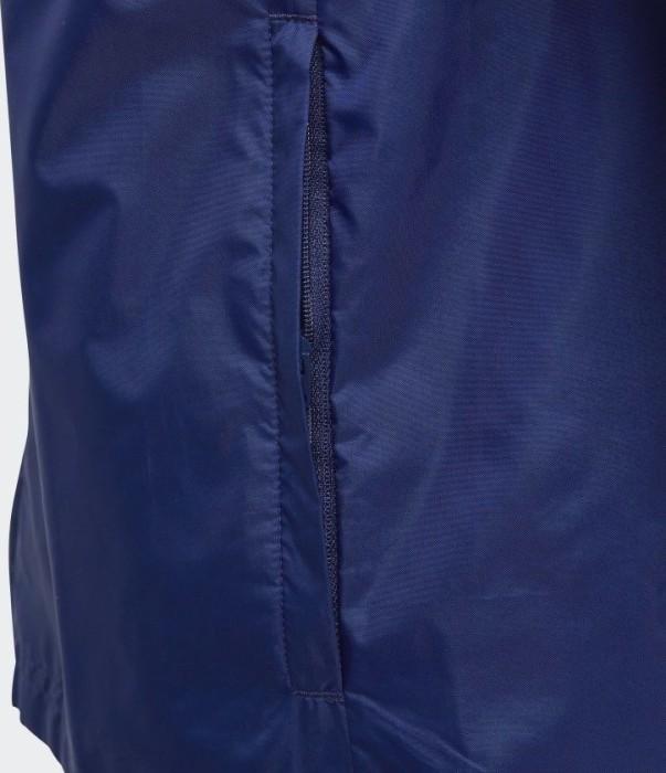 adidas Core 18 Rain Jacket Jacke Kids DUNKELBLAU 128