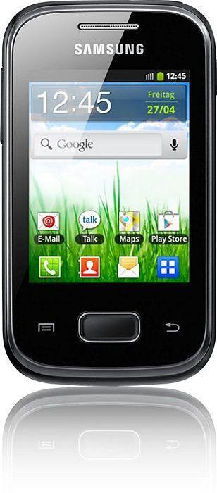 Samsung Galaxy Pocket S5300 mit Branding