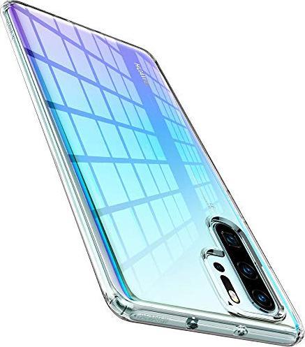 Spigen Liquid Crystal für Huawei P30 Pro transparent (L37CS25726) -- via Amazon Partnerprogramm