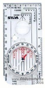 Silva Expedition 4 compass -- ©globetrotter.de