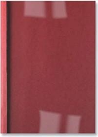 GBC Thermobindemappe A4, 150µm, rot matt, 50 Blatt, 100 Stück (451232)