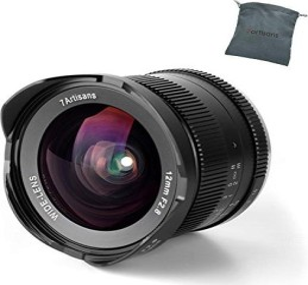 7artisans 12mm 2.8 for Canon EF-M