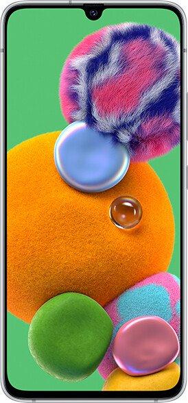 Samsung Galaxy A90 5G (Telekom) A908B weiß