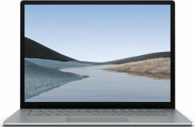 "Microsoft Surface Laptop 3 15"" Platin, Core i7-1065G7, 16GB RAM, 256GB SSD, Business (PLZ-00004)"