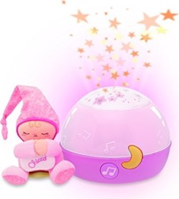 Chicco night sky projection night light pink (24271)