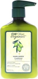 CHI Haircare Naturals Olive Oil Hair & Body Conditioner, 340ml