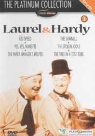 Laurel & Hardy - Platinum Collection 3 (DVD)