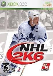 NHL 2K6 (Xbox 360)