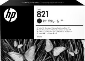 HP Tinte 821 Latex schwarz (G0Y89A)