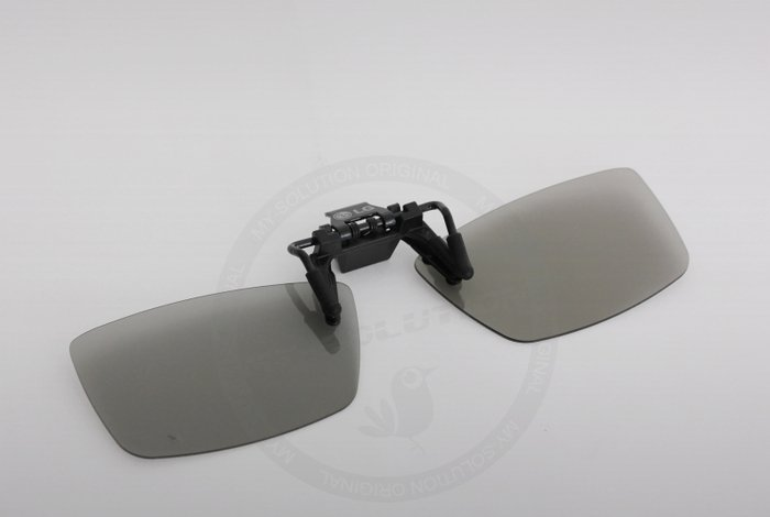 LG Electronics AG-F220 3D-glasses -- (c) My-Solution.de