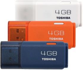 Toshiba TransMemory Hayabusa orange 32GB, USB-A 2.0