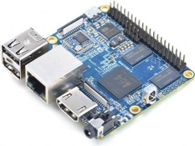 FriendlyARM NanoPI A64, 1GB RAM
