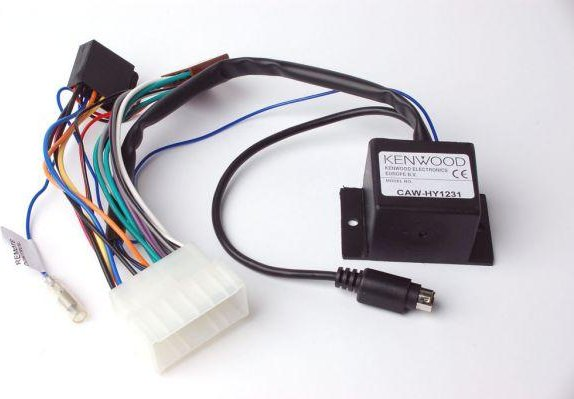 Kenwood CAW-HY2231 Lenkradfernbedienungsadapter -- via Amazon Partnerprogramm