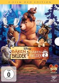 Bärenbrüder Box (Filme 1-2) (DVD)