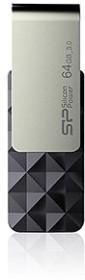 Silicon Power Blaze B30 64GB, USB-A 3.0 (SP064GBUF3B30V1K)