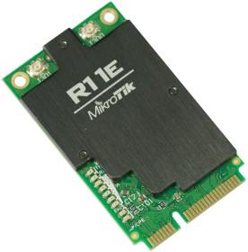 MikroTik RouterBOARD WLAN-Adapter, 2.4GHz WLAN, PCIe Mini Card (R11e-2HnD)