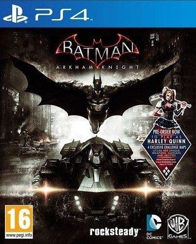 Batman PS4 Saturn
