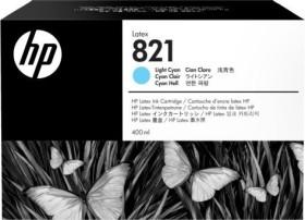 HP Tinte 821 Latex cyan hell (G0Y90A)