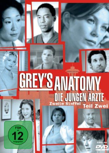 Grey's Anatomy - Die jungen Ärzte Season 2.2 -- via Amazon Partnerprogramm