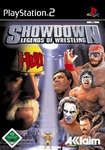 Showdown - Legends of Wrestling 3 (niemiecki) (PS2)