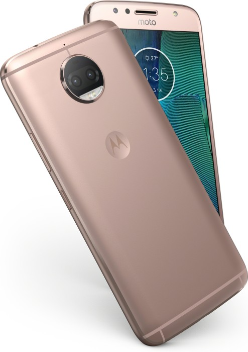 Motorola Moto G5S Plus Single-SIM gold