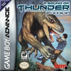 Sound of Thunder (GBA)