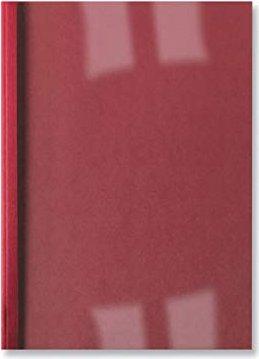 GBC Thermobindemappe A4, 150 micron, matt (rot), 40 Blatt, 100 Stück (451225) -- via Amazon Partnerprogramm