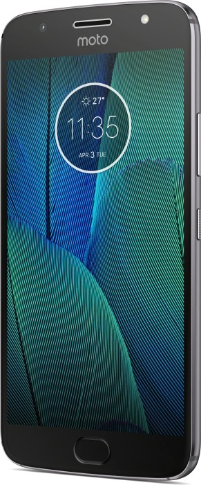 Motorola Moto G5S Plus Single-SIM grau