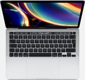"Apple MacBook Pro 13.3"" silber, Core i7-1068NG7, 32GB RAM, 2TB SSD [2020 / Z0Y8/Z0Y9]"