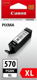 Canon ink PGI-570PGBK XL black high capacity (0318C001/0318C006/0318C008)