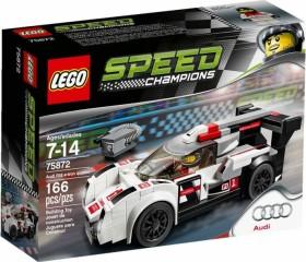 LEGO Speed Champions - Audi R18 e-tron quattro (75872)