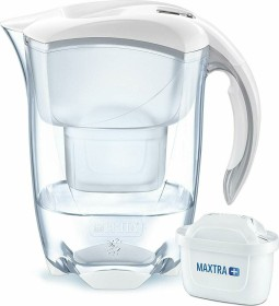 Brita Elemaris Cool water filter jug white