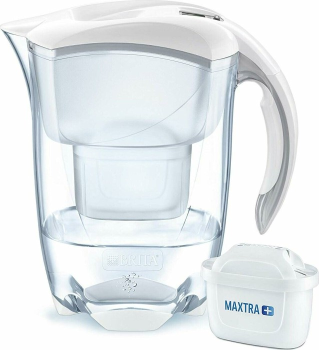 Brita Elemaris Cool white water filter jug -- via Amazon Partnerprogramm